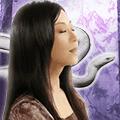 白蛇の巫女∞如月鳳美